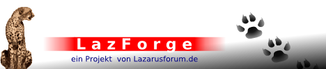 Lazforge Projektplattform